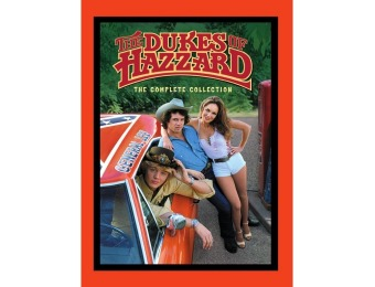 $90 off The Dukes of Hazzard: The Complete Series (DVD)