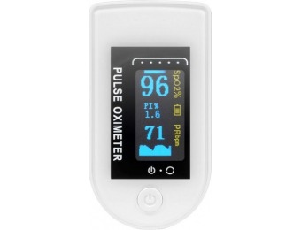 $20 off Aluratek Digital Pulse Oximeter