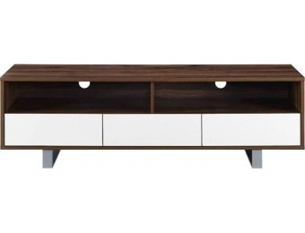 $94 off Walker Edison Modern 3 Drawer TV Stand