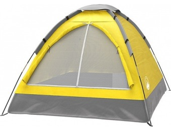 $40 off 2-Person Dome Tent w/ Rain Fly & Carry Bag