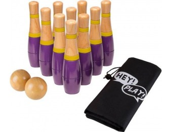 $30 off Hey! Play! Lawn Bowling Game Set