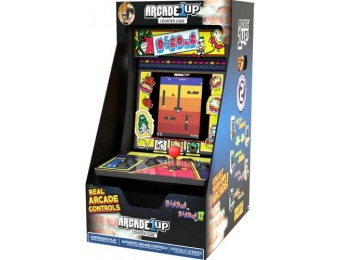 $100 off Arcade1Up Dig Dug Countercade