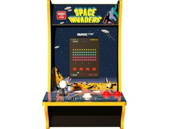 $100 off Arcade1Up Space Invaders Countercade