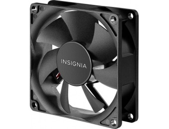 57% off Insignia 80mm Case Cooling Fan