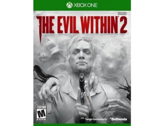 $50 off The Evil Within 2 - Xbox One