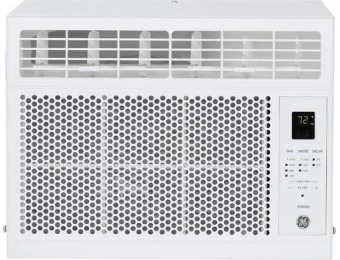$50 off GE 250 Sq. Ft. 6,000 BTU Window Air Conditioner