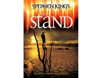 $10 off Stephen King's The Stand [2 Discs] DVD