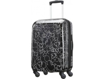 "$90 off American Tourister Disney 23"" Spinner - Mickey Mouse"