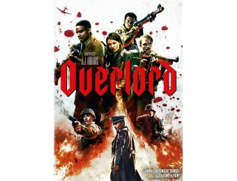 83% off Overlord (DVD)