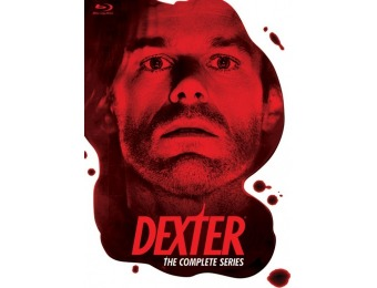 51% off Dexter: The Complete Series (DVD)