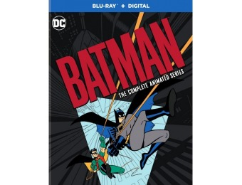 $45 off Batman: The Complete Animated Series (Blu-ray)