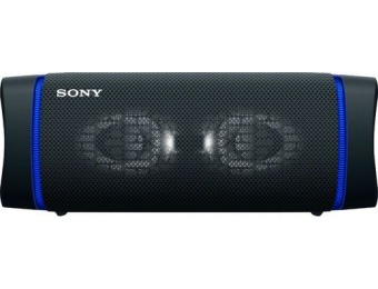 $30 off Sony SRS-XB33 Portable Bluetooth Speaker