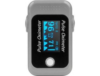 25% off Aluratek Bluetooth Digital Pulse Oximeter
