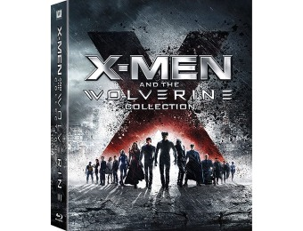 $40 off X-Men and the Wolverine Collection Blu-ray Set (6 discs)