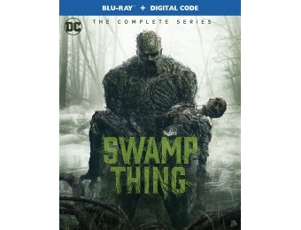 48% off Swamp Thing: The Complete Series (Blu-ray)
