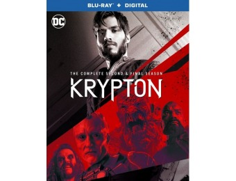 48% off Krypton: The Complete Second and Final Season (Blu-ray)