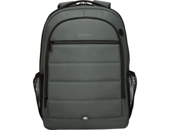 "$20 off Targus 15.6"" Octave Backpack - Olive"