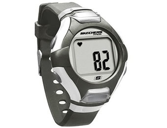 67% off Skechers Heart Rate Monitor Watch (4 color choices)