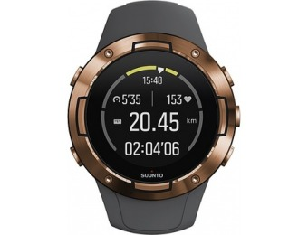 $79 off Suunto 5 GPS Watch