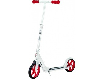 $15 off Razor A5 Lux Kick Scooter - Red