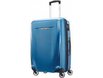 "$120 off Samsonite Winfield 3 DLX 27"" Spinner - Blue/Navy"