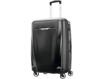 "$120 off Samsonite Winfield 3 DLX 27"" Expandable Spinner Suitcase"