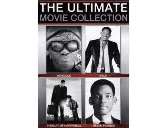 33% off Will Smith: The Ultimate Movie Collection (DVD)