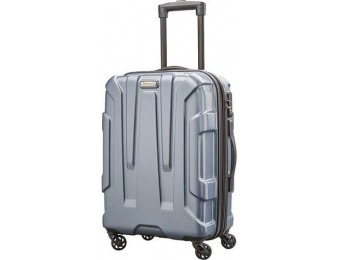 "$100 off Samsonite Centric 20"" Spinner - Blue Slate"
