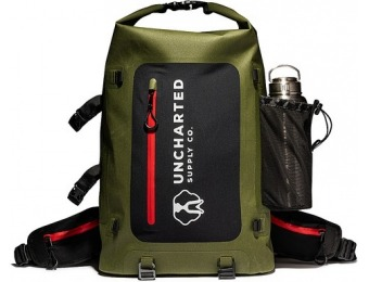 $186 off Uncharted Supply Co. SEVENTY2 Pro Survival System