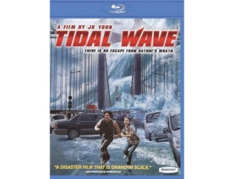 75% off Tidal Wave (Blu-ray)