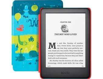 "$30 off Amazon Kindle (10th Gen) Kids Edition 6"" 8GB - Space Station"