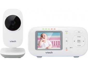 "38% off VTech Video Baby Monitor with 2.4"" Screen"