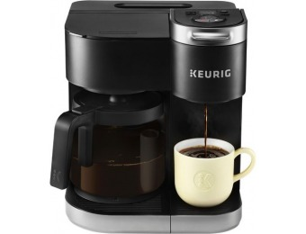 $70 off Keurig K-Duo Single-Serve & Carafe Coffee Maker