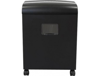 $75 off Sentinel 12-Sheet Microcut Paper Shredder