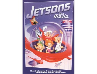 69% off The Jetsons: The Movie (DVD)