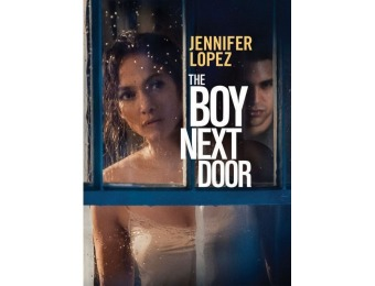 80% off The Boy Next Door (DVD)