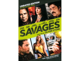 78% off Savages [Unrated] (DVD)