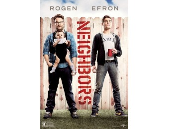 80% off Neighbors (DVD)