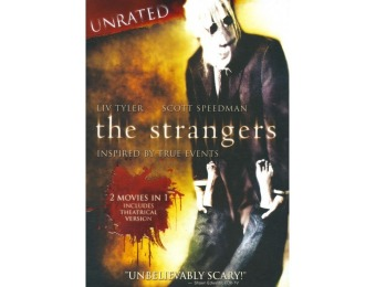 56% off The Strangers (DVD)
