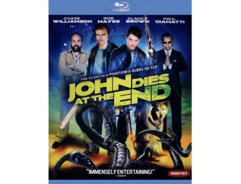 75% off John Dies at the End (Blu-ray)