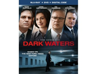 54% off Dark Waters (Blu-ray/DVD)