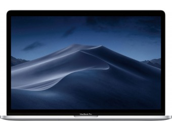 "$800 off Apple MacBook Pro 15.4"" Display with Touch Bar"