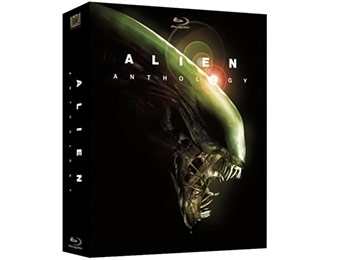 66% off Alien Anthology on Blu-ray (6 Discs)