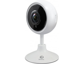 $25 off Swann 1080p Wifi Auto Tracking Camera w/ 2-way Audio