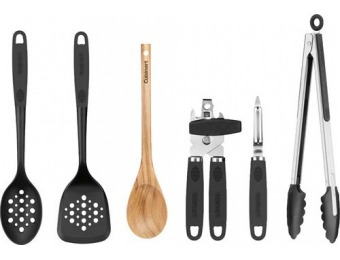 63% off Cuisinart 6 PC Tool and Gadget Set Indoor Cooking