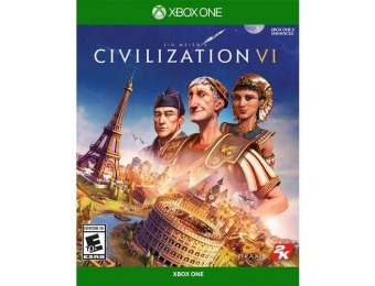 72% off Sid Meier's Civilization VI - Xbox One