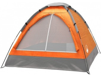 75% off 2-Person Dome Tent - Rain Fly & Carry Bag