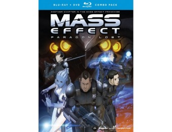 $24 off Mass Effect: Paragon Lost (Blu-ray/DVD)