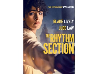 74% off The Rhythm Section (DVD)