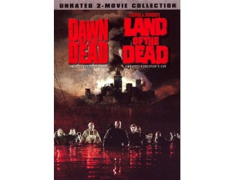 67% off Dawn of the Dead/Land of the Dead (DVD)